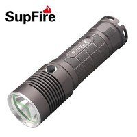 L2 LED 26650 lithium battery rechargeable shockproof LED torch L5