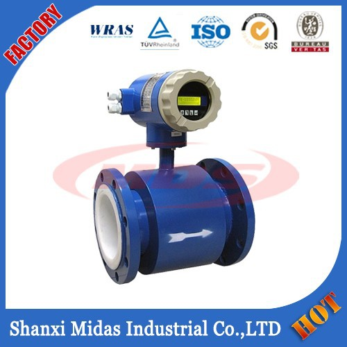 how to read a water flow meter