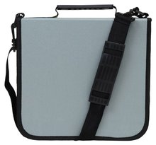 Wholesale hot saling nylon portable CD/DVD carrying case