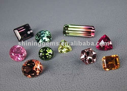 good luster synthetic stones for jewellery with cubic zirconia