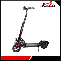 10 inch two wheel smart speedway double suspension electric scooter