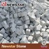 Natural split G654 grey granite pavers