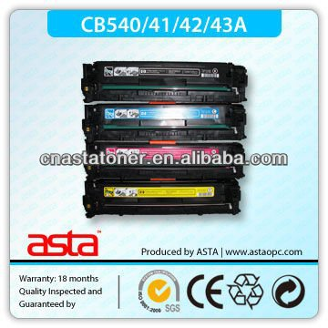 Compatible for hp ink cartridge CE320A-CE323A printer toner