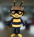 New cute bee mascot costume/animal mascot costume for adult
