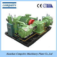 explosion proof filling CNG air compressor with one or two or three or four stage