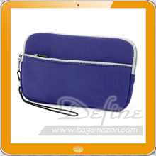Travel Makeup Organizer Zipped Toiletry Pouch Neoprene Cosmetic Bag