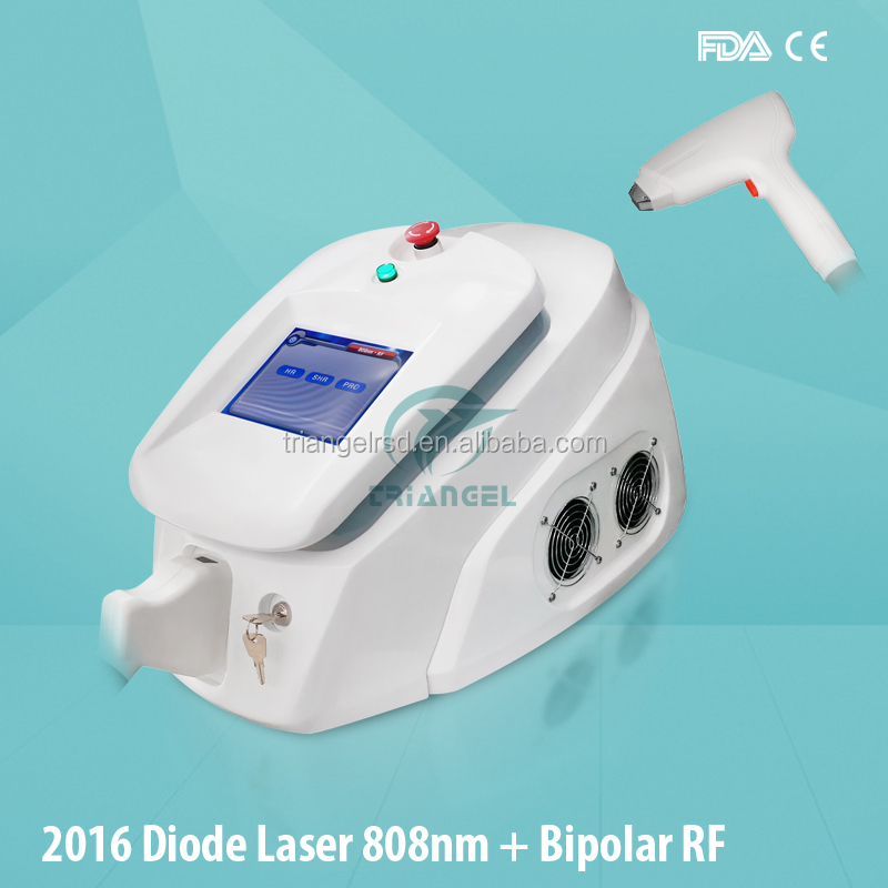 For clinic/ SPA/Salon/ machine rent 808nm diodelaser hair removal machine price