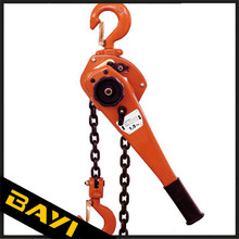 VL hand brake lever block/portable lever hoist construction lift pulley