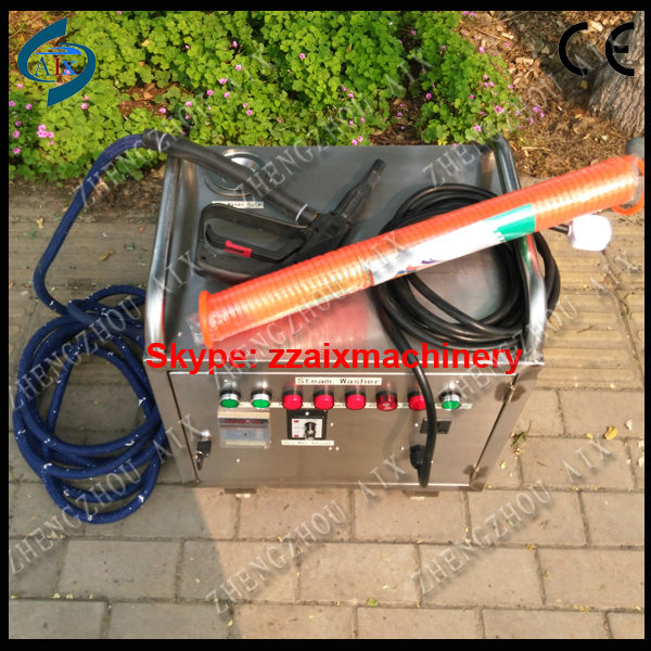 Quality is first steam cleaning machine car