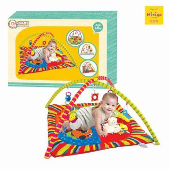 Q-BABY Educational Plastic Novelty Baby play mat toys for Child game toys