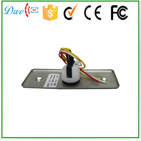 12V Exit button switch normal open normal close