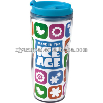 16oz custom hot drink cups, acrylic cups wholesaleFDA& BPA FREE