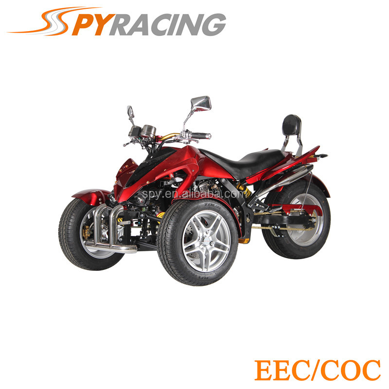 250cc 3 wheel trike motorcycle for riding