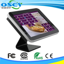 12 inch touch screen pos terminal resturant supermarket bill payment