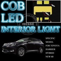 Vehicle Specific COB Interior Light Kit for Toyota Harrier Hybrid New 60 Series