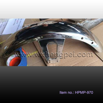 front mudguard for HN125 -8, mudguard for HN125 , motorcycle front mudguard , motorcycle parts