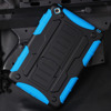 100%-IN Stock!Belt Clip Holster Rugged Hybrid Hard Cover Case For for iPad Mini Mini 2 Mini 3 air Cell phone Case