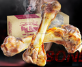 stewed pork bone pet food