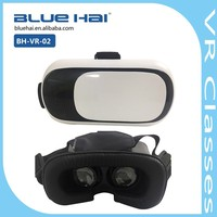 VR Box 2.0 Cheapest Price VR Box 3D Glasses Virtual Reality 3D Video Glasses With VR Box 2 2nd Generation Headset
