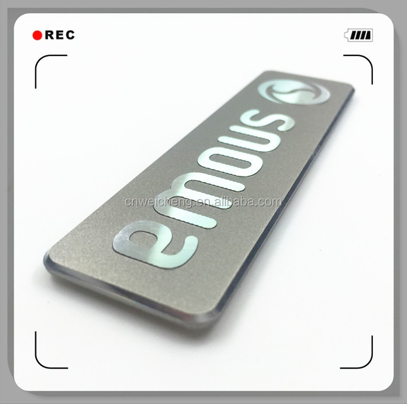 Factory Direct Sales Customized Metal plate For Products