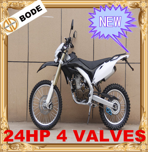 250CC off Road 2 Wheel Motorcycle for Race