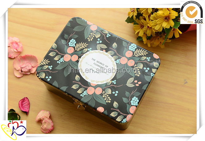 2015 new product mac make up tin wholesale factory