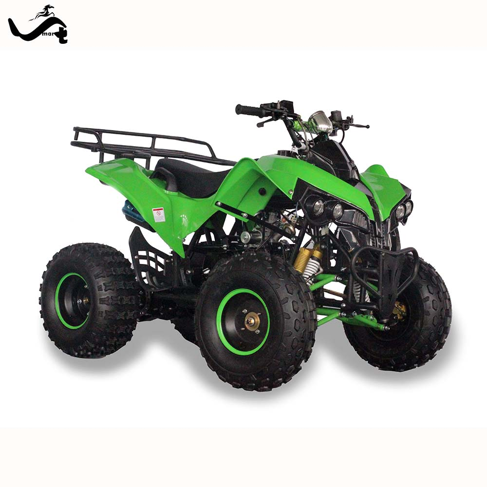 Colorful new design gas lifan atv quad for sale