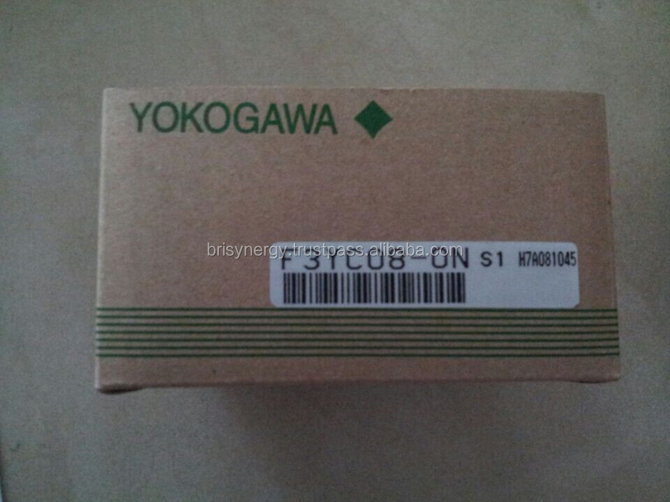 YOKOGAWA PLC F3YC08-0N Relay Output Module 100-240VAC High Quality Genuine