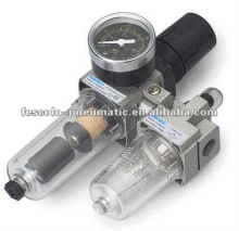 SMC pneumatic filter regulator