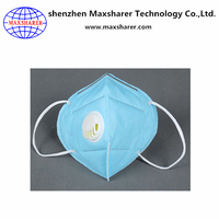 MAXSHARER disposable safety industrial dust mask n95 dust mask respirator