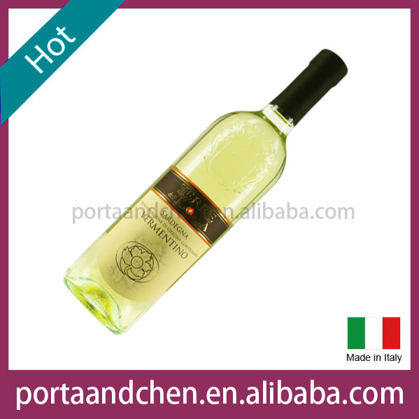 Made in Italy brands of Red wine Italy White Wine - Vermentino di Sardegna D.O.C.