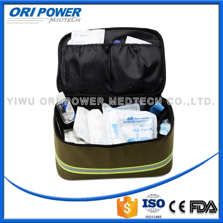 OP CE FDA ISO approved rescue workshop paramedic public place survival kit earthquake