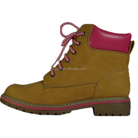 Women Woodland Safety Army Shoes Boots