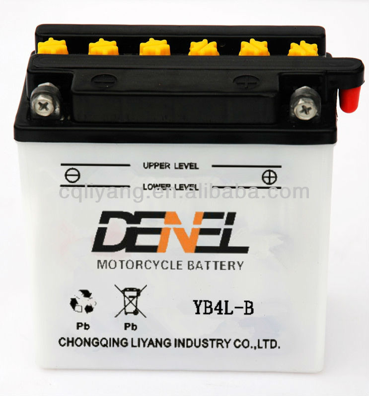 high power china sealed off road bike battery factory 12v