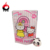 toy packaging self-standing zipper bag with euro hang hole