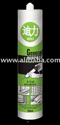Dili General Purpose Acetic Silicone Sealant