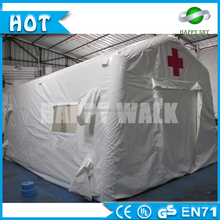 Super quality!!!Inflatable hospital tent, inflatable medical tent, inflatable relief tent for sale