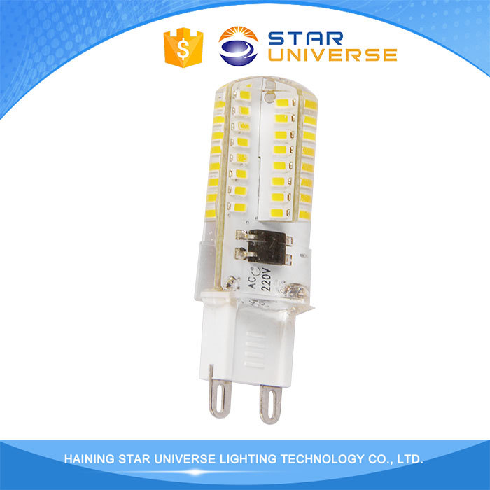 High lumen low power led g9 7w