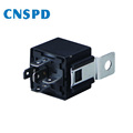 Form C 12v 20a 30a 5pin universal auto relay with steel bracket