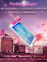 2.5D Hardness 9h tempered glass for Samsung Galaxy J5