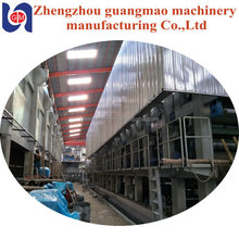 GM paper production machinery making 80gsm a4 paper photocopy paper