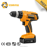 CF1008B taps 2015 new li-ion power tools cordless drill batteries with tool box