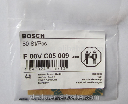 Bosch valve repair ball F00VC05009 for common rail injector