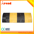 Back &Yellow with Cat-Eye Reflectors PARKING CURBS