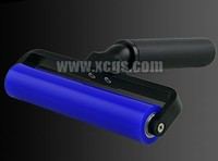 Plastic Handle PCB LCD printing Dust Removal Roller
