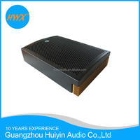 8 Inch Car powered subwoofer /Underseat slim active / amplified subwoofer
