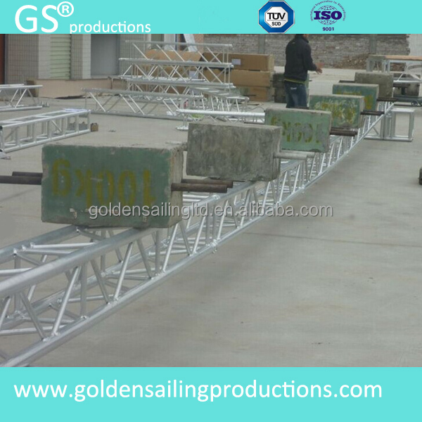 High quality aluminum roof truss steel roof trusses for for Roof trusses for sale