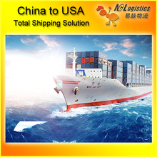 Shanghai shipping agency to Dallas