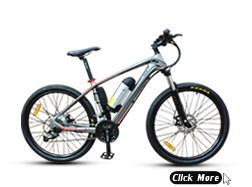 2016 made in china carbon fibre frame electric mountain bike