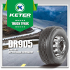 KETER CHINA TRUCK TYRE FACTORY HIGHWAY Truck Tires For Sale 385/65r22.5